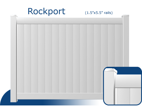 Rockport Privacy Fence